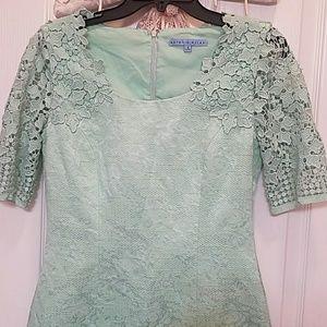 Antonio Melani Mint Dress size 4